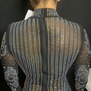 Windsor rhinestone shirt